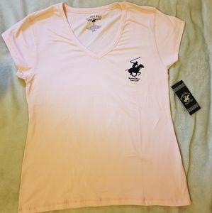 NWT polo T shirt